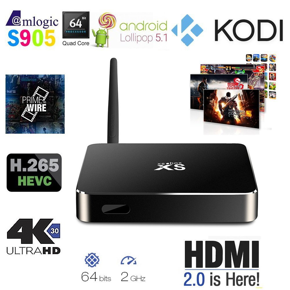 Sourcingbay mx plus amlogic s905 smart tv box 4k android 5 1 1 quad core 1g 8g wifi dlna потокового tv box