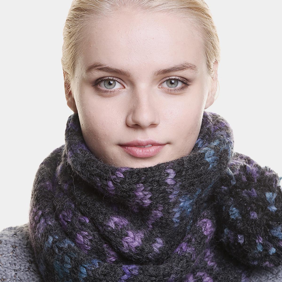JD Коллекция Black шарф женский element lisette light coco page 1