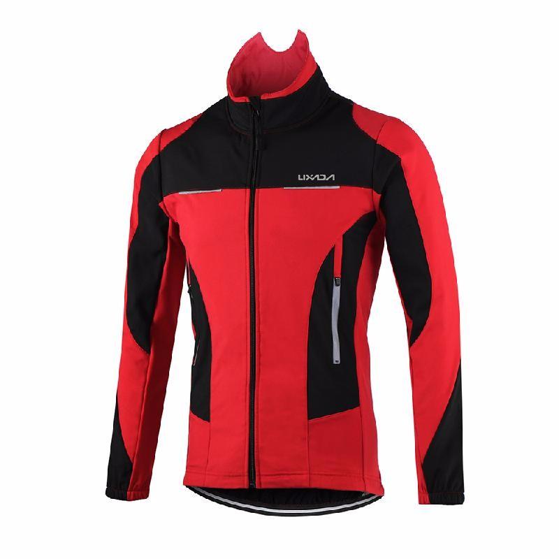 Lixada красный XXL женская одежда для спорта