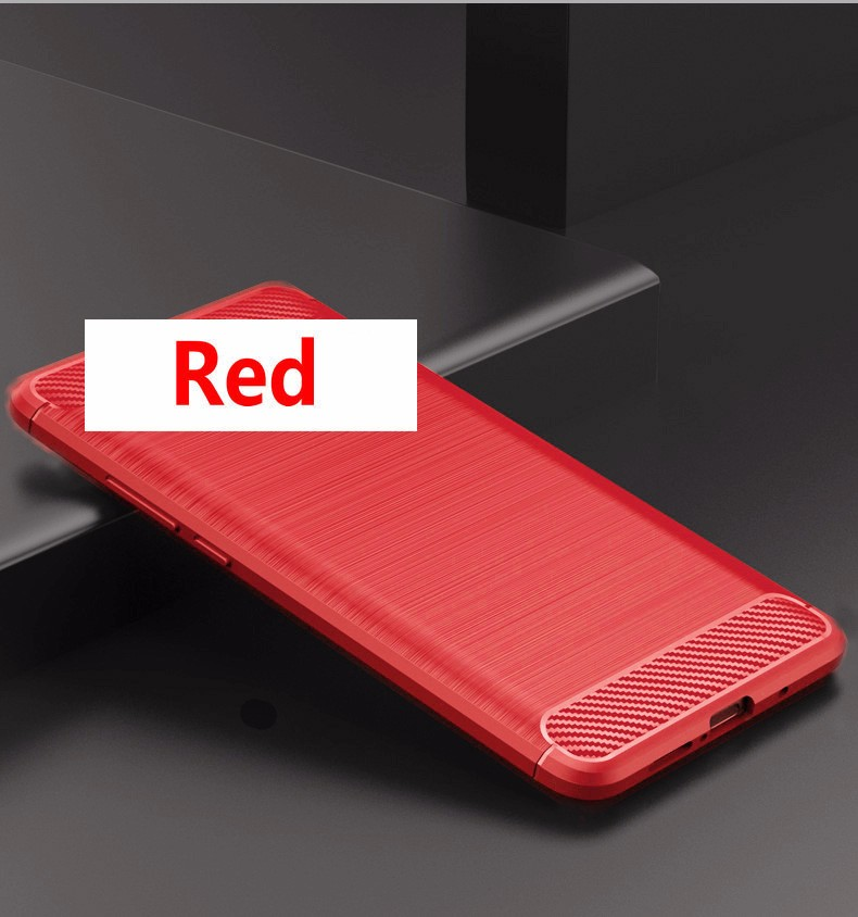 WIERSS красный для HTC Desire 12 Plus для HTC Desire 12 Противопожарная крышка для телефона