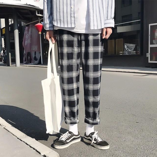 Брюки женские брюки для девочек брюки летние брюки высокие талии брюки SAKAZY черный XXL фото