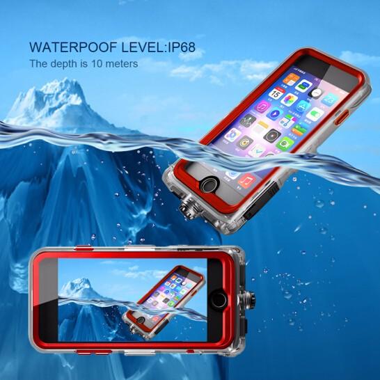 kisemgo красный iPhone X