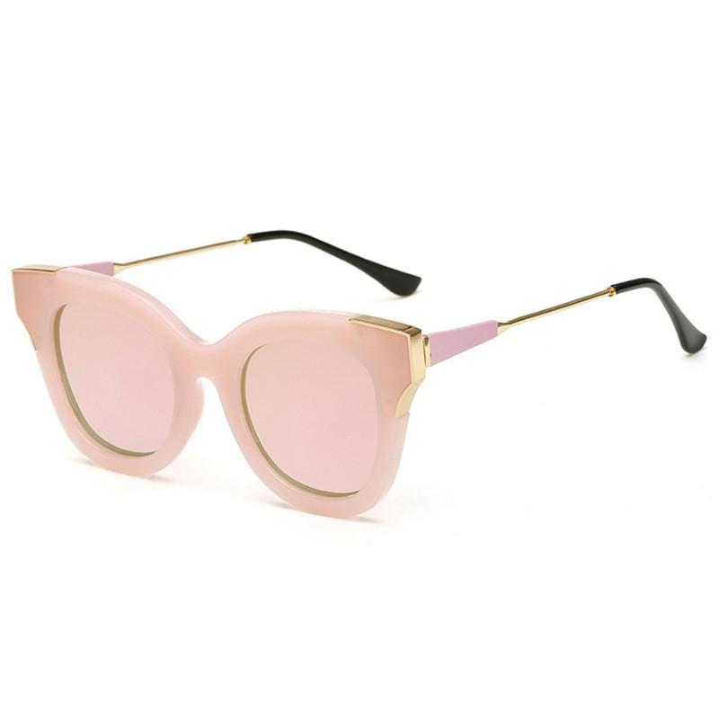 SHAUNA Jelly Pink Pink очки женские animal layback girls pink purple