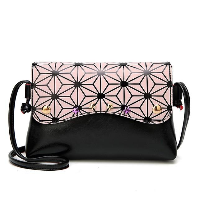 SMOOZA Розовый M сумочки