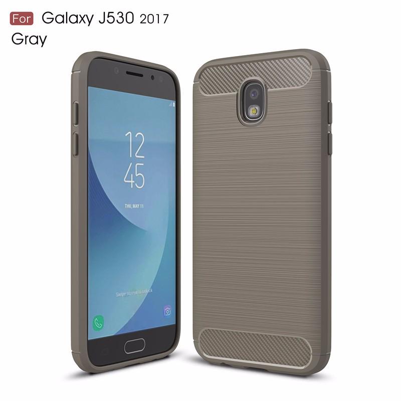 KYKEO Серый Samsung Galaxy J530 2017 EU ultra slim clear phone cases for samsung galaxy s6