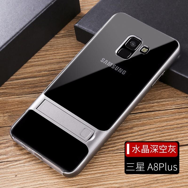 goowiiz Очистить серый Samsung Galaxy A8 Plus 2018 A7 2018 blackview a8 смартфон