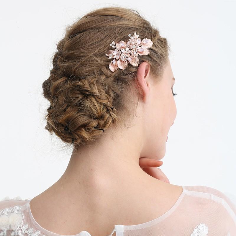 JONNAFE Роза золотой модный