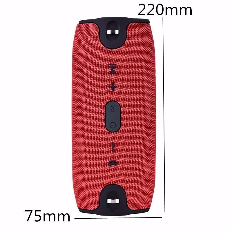 QingRX Red с логотипом J soaiy saaiy sa 115 улучшен аудио аудио аудио домашний кинотеатр беспроводной bluetooth эхо стена soundbar audio