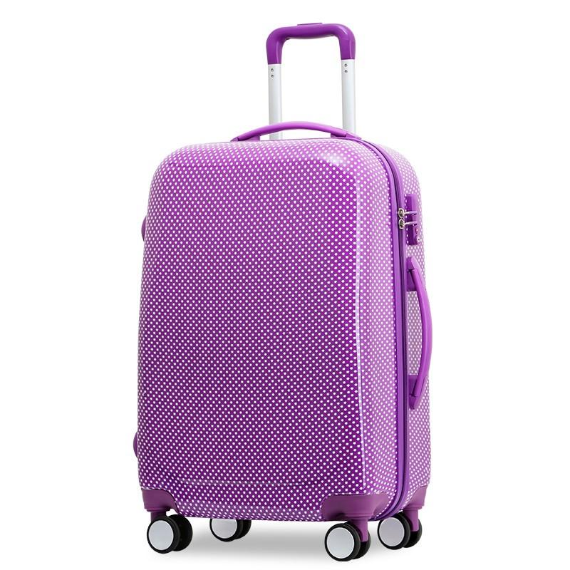 Earth tell фиолетовый 22 дюйма багажники inno