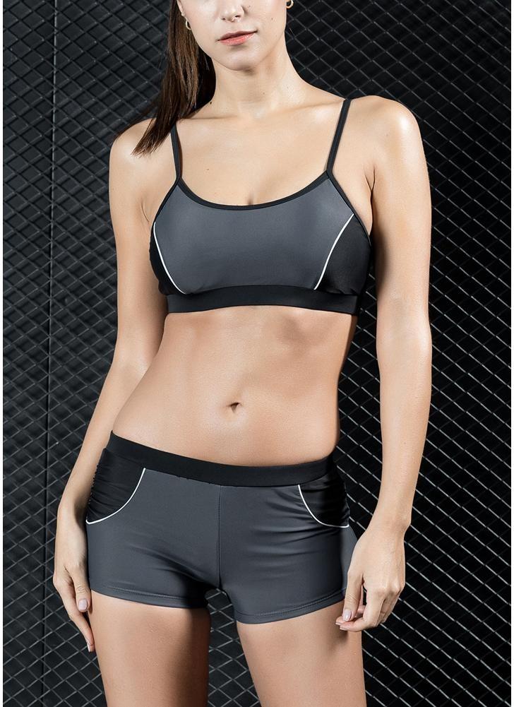 Спортивная спортивная спортивная гонка babyonline DRESS Серый XXL фото