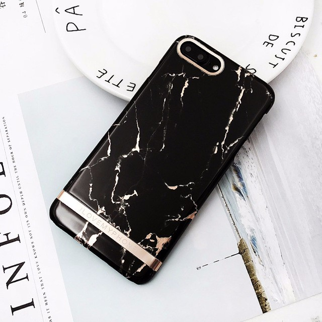 WJ Black iPhone 6 6s ultra thin pc hard back cover phone case for iphone 6 plus 6s plus