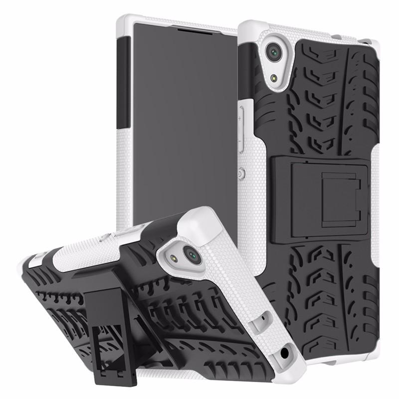 goowiiz белый Sony Xperia XA1 аксессуар защитное стекло sony xperia xa1 luxcase 0 33mm 82170