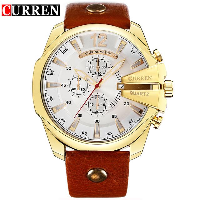 CURREN 07 мужские часы mikhail moskvin gepard 1238a11l1