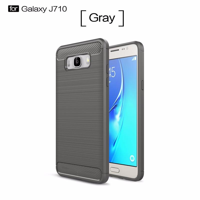 KYKEO Серый Samsung Galaxy J7 2016 J710 samsung galaxy j7 j710 2016 gecko 0 26mm zs26 gsgj7 2016