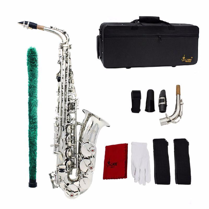 ammoon Серебряный саксофон selmer 54 b