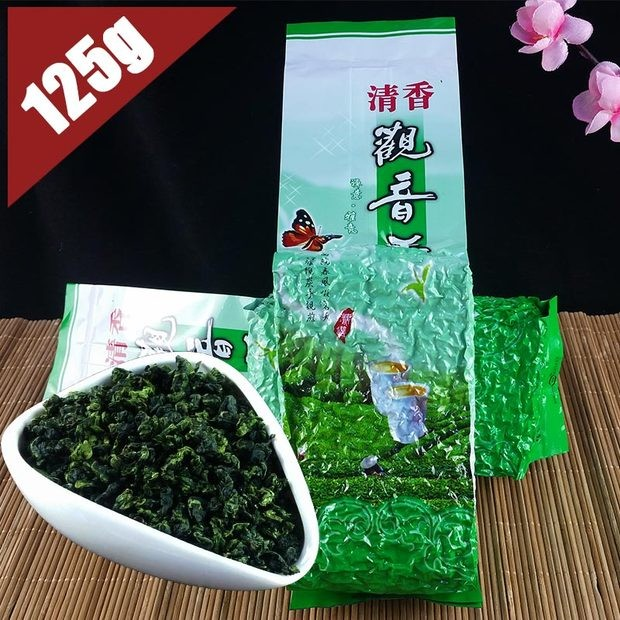 FullChea 125г чайный чай ebony