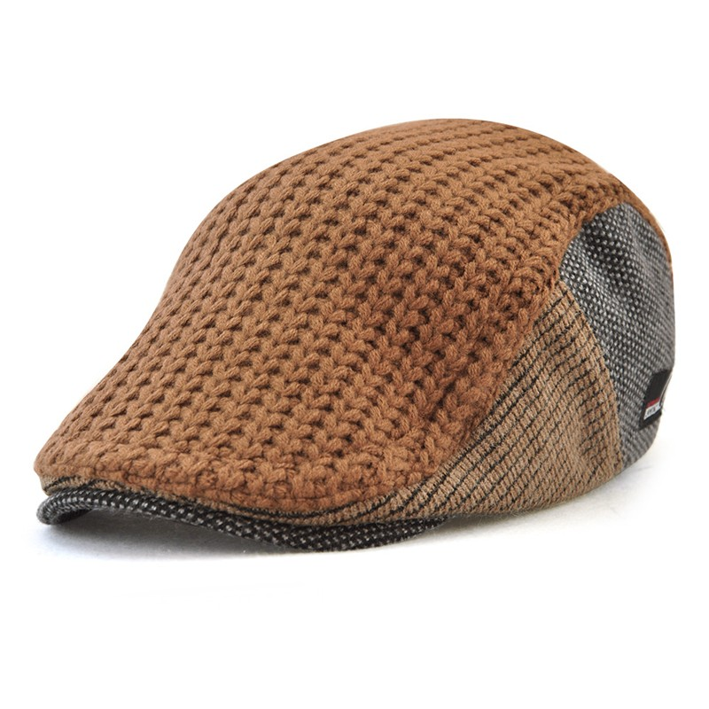 JAMONT Кофе the new 2015 autumn winter cap hat knitted hats for men and women tide restoring ancient ways cap
