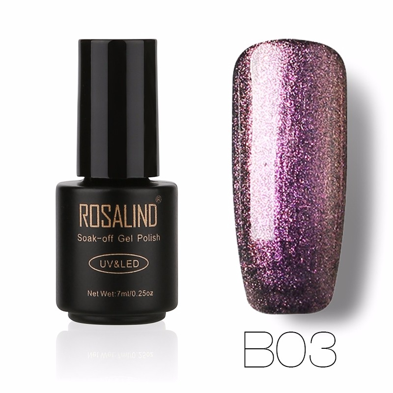 ROSALIND Розовый гель лак для ногтей pupa lasting color gel 019 цвет 019 sumptuous mane variant hex name c93a56