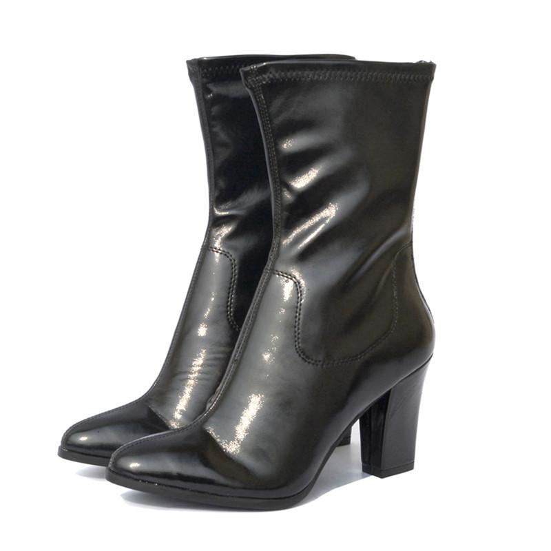 NINGUTA Чёрный цвет 40 женские ботинки promation bind x71744 d