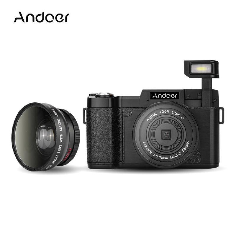 Цифровая видеокамера ANDOER черный фото