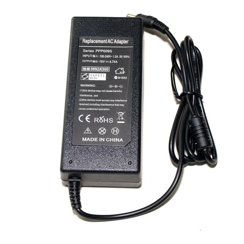 TXZHAJGHON oem 100% совместимый dc18 5v 3 5a 65w ноутбук адаптер для hp compaq 2230s notebook pc 2510p notebook pc сша