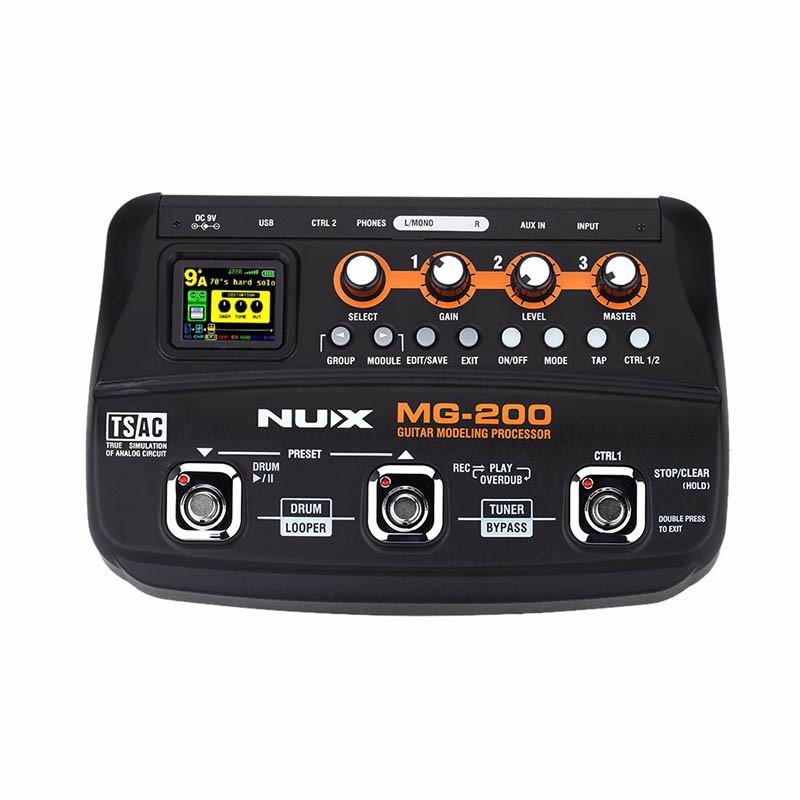 NUX nux электронный гитарный усилитель