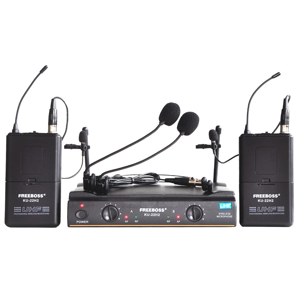 FREEBOSS микрофон беспроводной defender mic 140