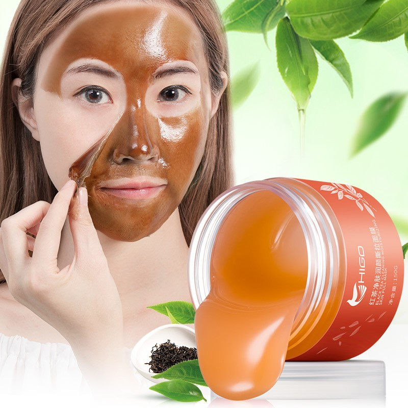 Daralis маска для лица яйцо мед