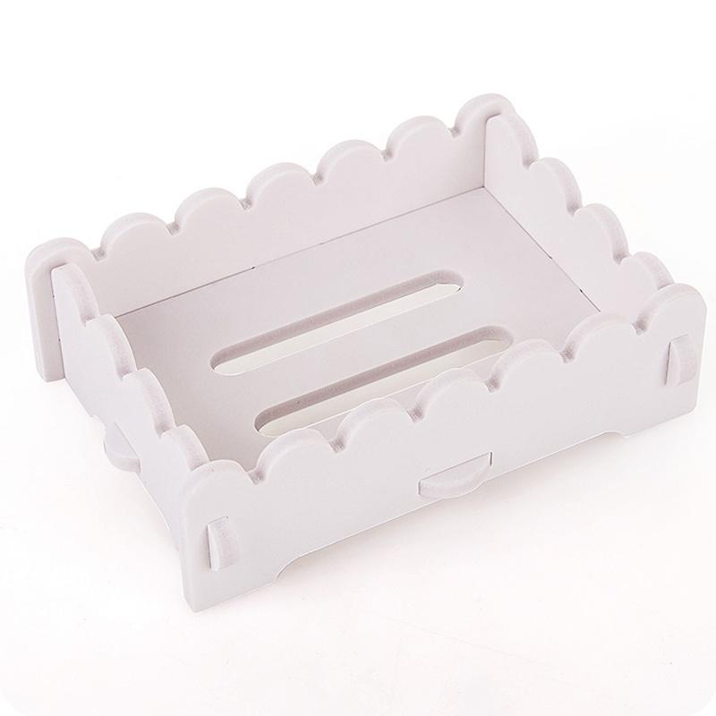 Halojaju Европа деревянный ящик ящик покрытия держатель ткани ретро ткань дело для салфеток