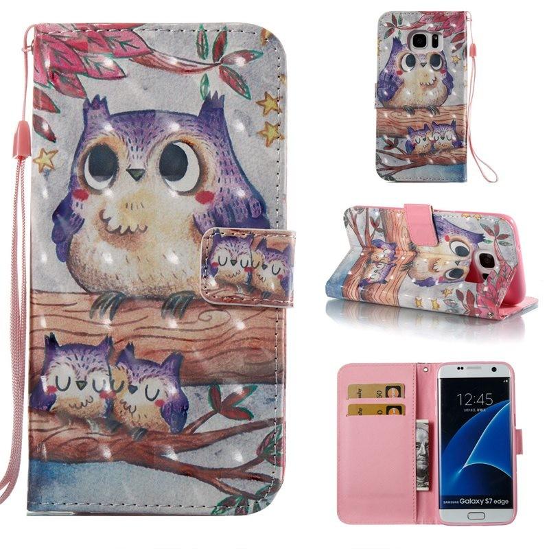TCHui Айфон 6 lc imeeke card slots leather coated tpu mirror kickstand shell cover for iphone 7 plus rose