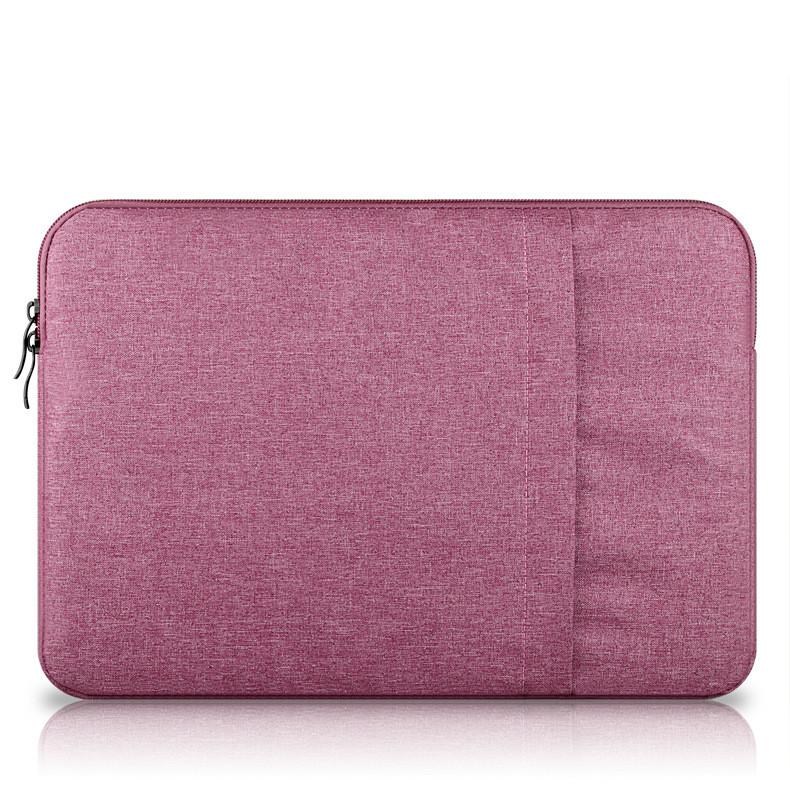 Новый ноутбук для ноутбука с водонепроницаемой сумкой для ноутбука Lenovo Macbook air CAROLING ANGEL фуксия 11,6 дюйма фото