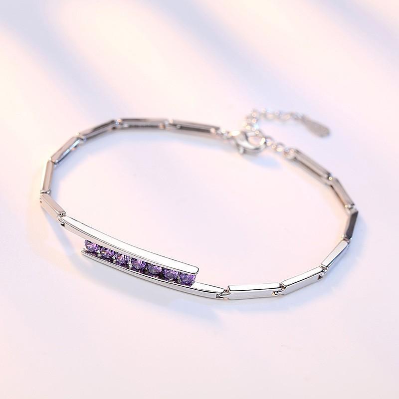 SHDEDE Пурпурный браслеты