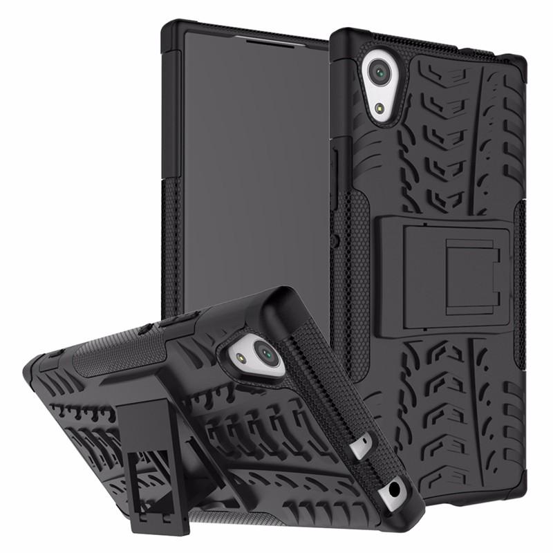 goowiiz черный Sony Xperia XA1 Ultra аксессуар защитное стекло sony xperia xa1 luxcase 0 33mm 82170