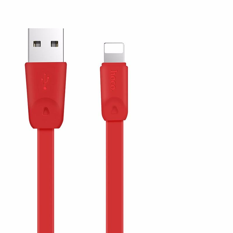 HOCO красный 2 м кабель
