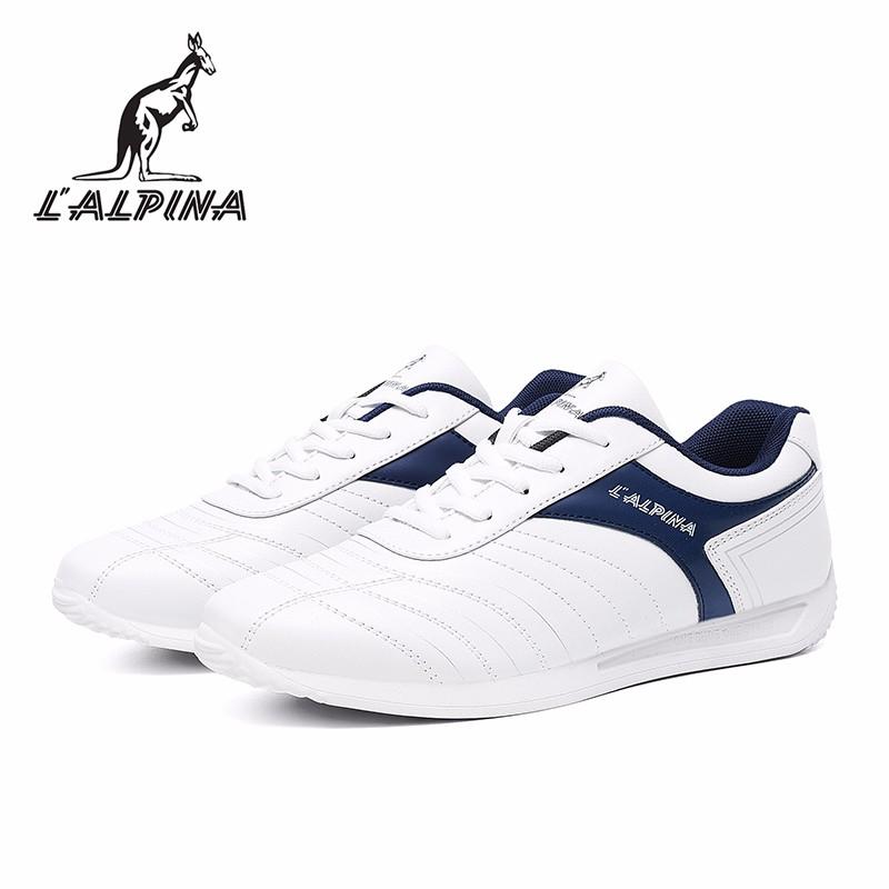 L& 39ALPINA белый 7 мужская обувь