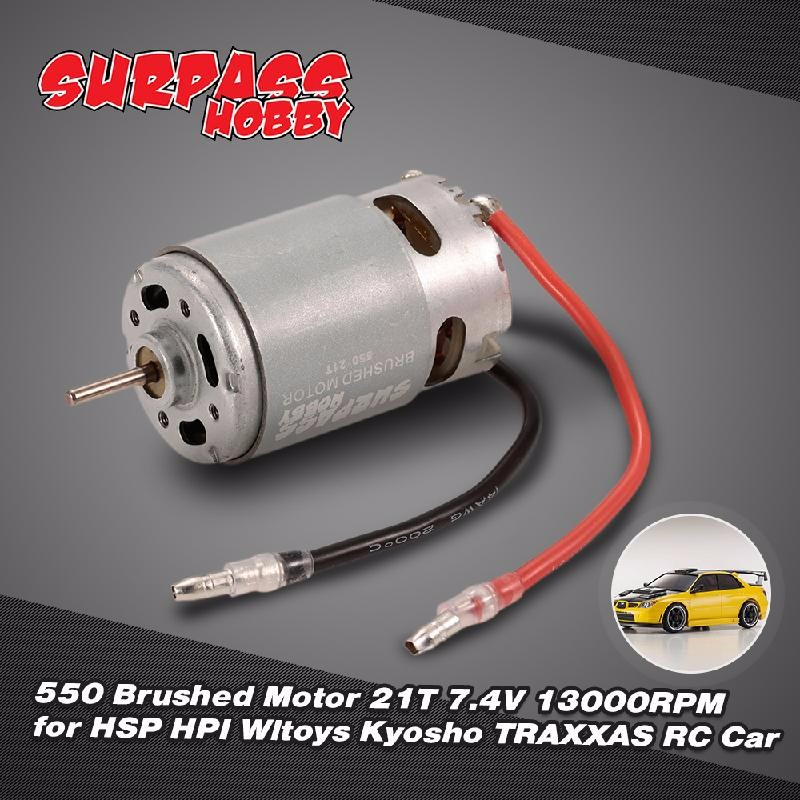 GoolRC White skyrc toro x8s x8st brushless motor for 1 8 rc car off road buggy 2250kv 2350kv hpi hobao kyosho traxxas