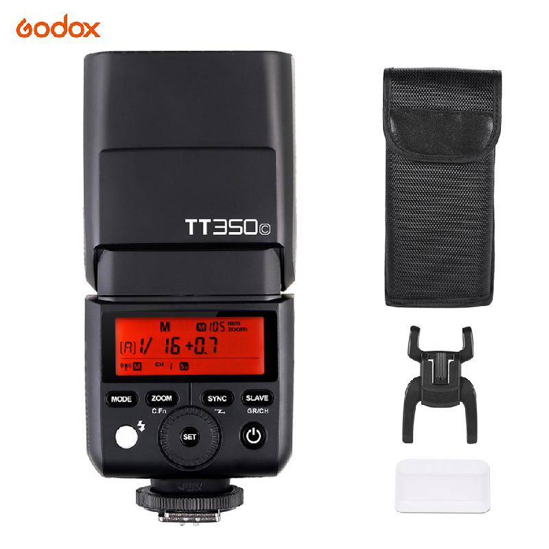 ANDOER черный godox ad200 200ws 2 4g ttl flash 1 8000 hss monolight for nikon for canon for sony