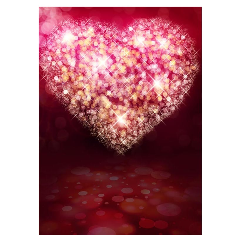 JOYOCHFOTO красный 3 5ft 8x10ft valentine s day photography pink love heart shape adult portrait backdrop d 7324