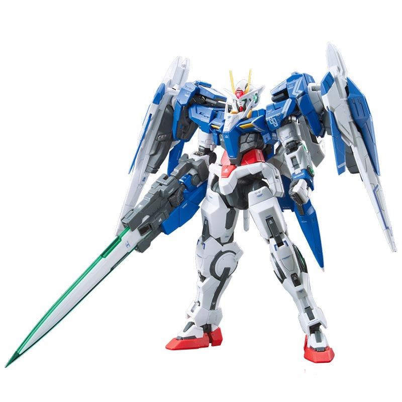 JD Коллекция RG18 00R укрепить Gundam дефолт bandai bandai gundam model sd q version bb 309 sangokuden wu yong bian xiahou yuan battle