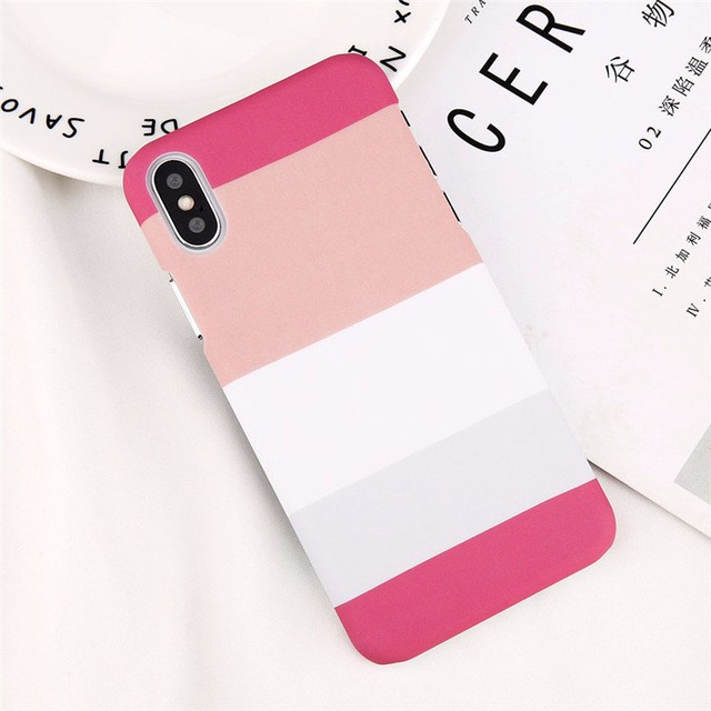 WJ Black iPhone 8 kavaro swarovski rose gold plated pc hard case for iphone 6s 6 mandala pattern