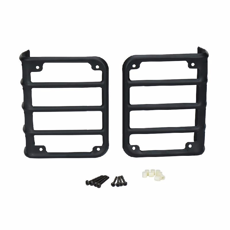 meterk Black new 2 pieces set 2 doors interior tpe floor mats black for jeep wrangler 07 16 08 09 11 13 14 15 [qpa286]