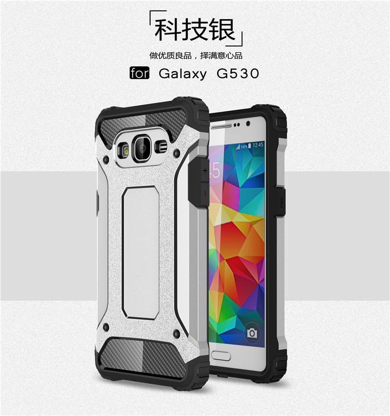 goowiiz Серебряный Samsung Galaxy G530 Grand Prime аксессуар защитная пленка samsung g530 g531 galaxy grand prime red line матовая