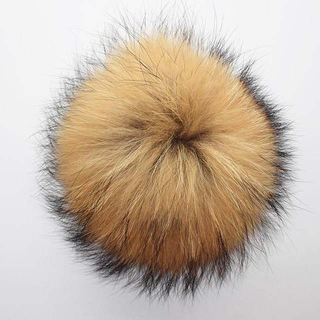 MSMinShu желтый M russia 2016 new real knitted mink fur hat for girl autumn winter beanies hat with fox fur pom poms fashion fur cap factory sale