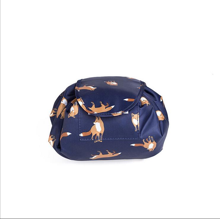 CANIS синий Маленький мужская стиральная сумка для путешествий женская косметическая сумка для мешков для женщин