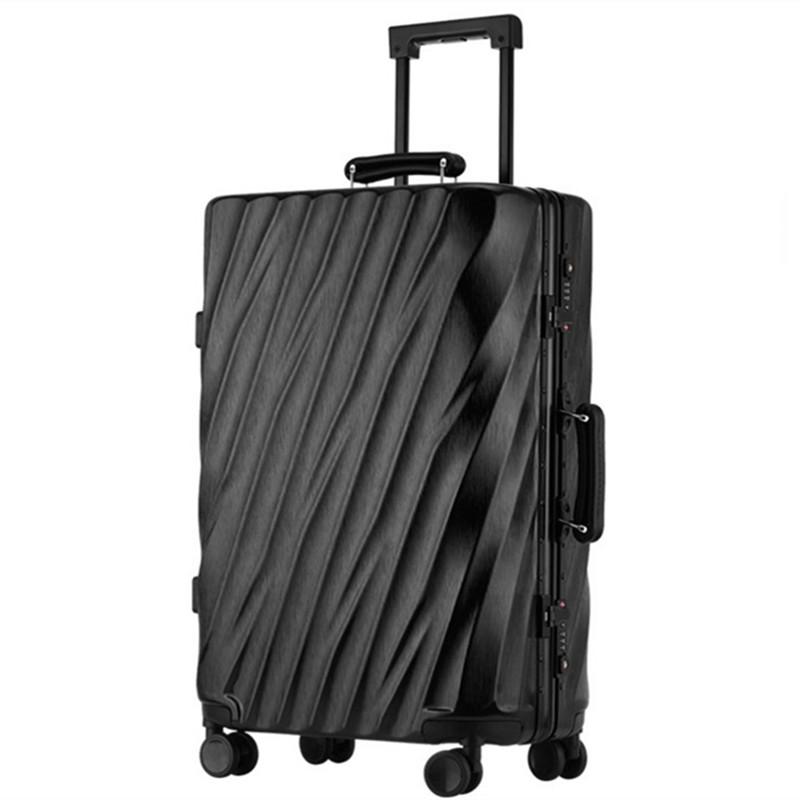 Earth tell черный 24 дюйма pc чемодан для путешествий мультфильм рисунок