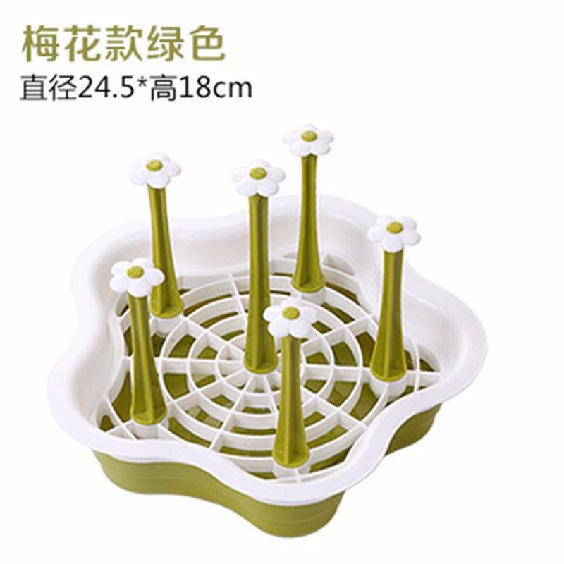 kangfeng Зелёный цвет посуда