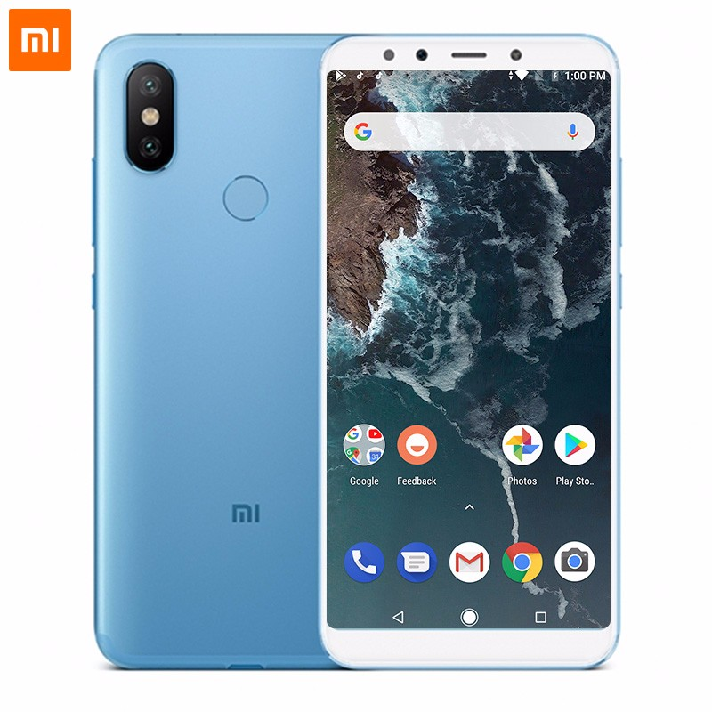 Mi синий xiaomi mi 5s 3gb 64gb smartphone gold