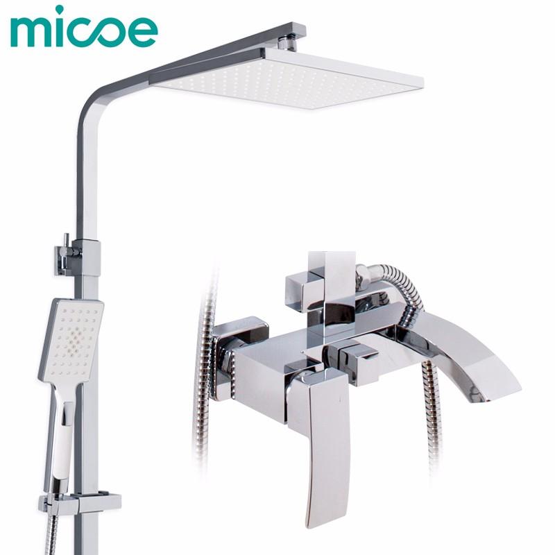micoe Н-A1001-1D micoe корабли из россии chrome однорычажный смеситель для ванной комнаты с монолитным смесителем смеситель для мойки с выдвижным я