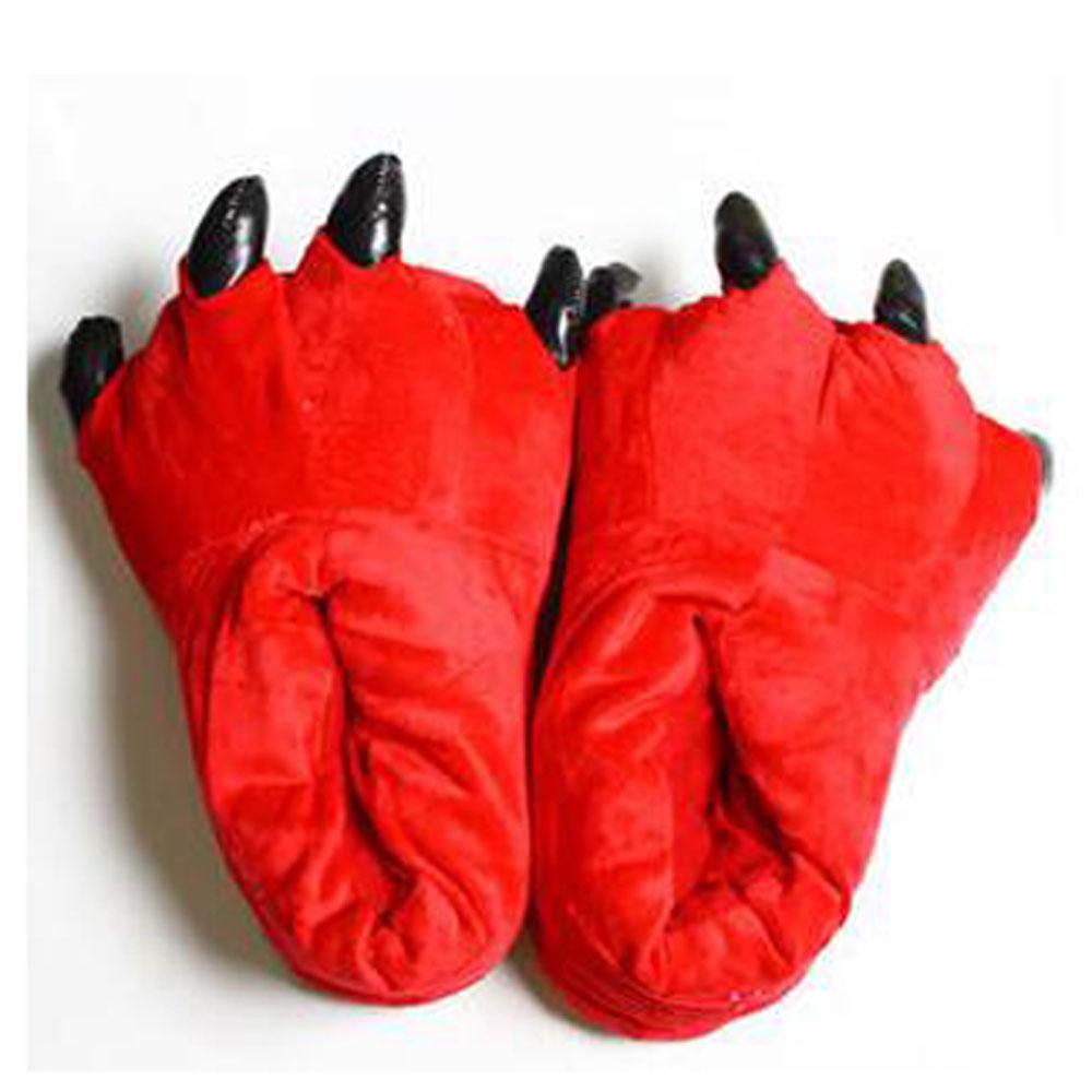 Sesibibi Red 7 flip flop домашние туфли