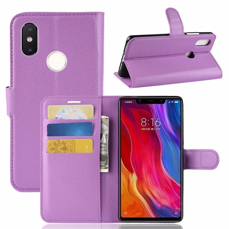 WIERSS Пурпурный для Xiaomi Mi 8 SE ленточный микрофон se electronics se x1r